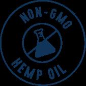 NON-GMO Hemp Oil